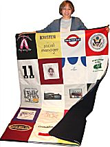 Fun and Easy T-Shirt Quilt